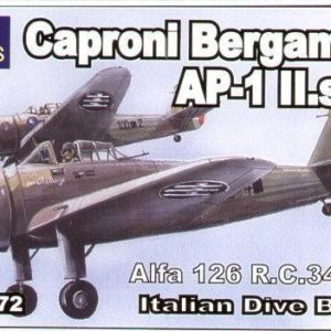 Caproni Bergamasca AP-1 II.series