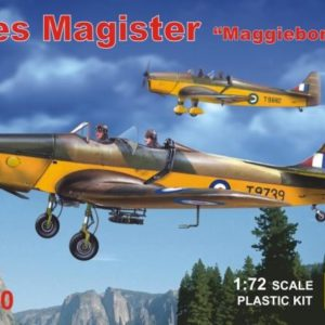 Miles Magister Maggiebomber