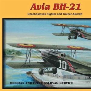Avia BH-21 (Belgian and Czechoslovak Service)