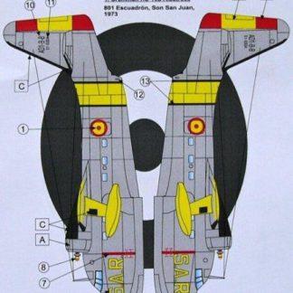 Grumman HU-16B Over Spain