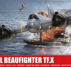 Bristol Beaufighter Mk. X