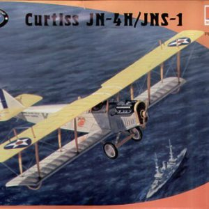 "Curtiss ""Jenny"" JN-4H"