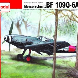 Bf 109 G6 AS Special Markings