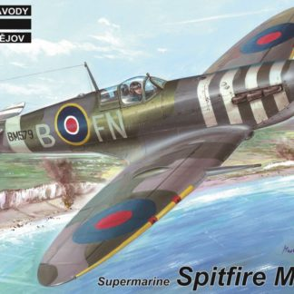 Spitfire Mk. VB Early