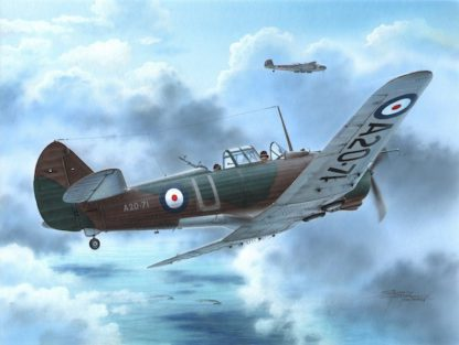 CAC CA-3/5 Wirraway First Blood over Rabaul