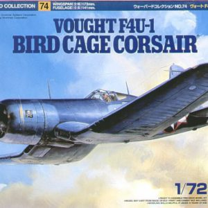 Vought F4U-1 Birdcage Corsair