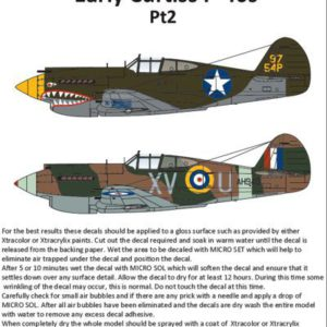 Early Curtiss P-40s Part 2