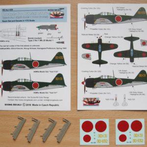 Rockets for A6M5a/ A5M5c