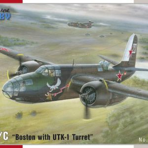 "A-20 B/ C ""Boston with UTK-1 Turret"""