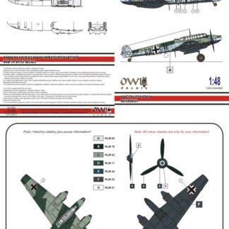 Bf 110 E Nachtbomber SKG 210