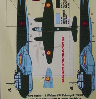 Junkers Ju-88 C6A Ejército del Aire
