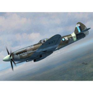 Spitfire Mk. XIV C/E