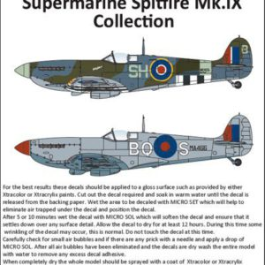 Supermarine Spitfire Mk.IX Collection