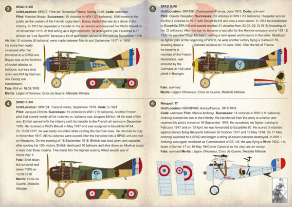 Balloon-Busting Aces of WW I Part 1 - Germany