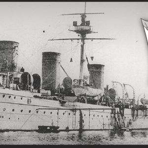 Novik Light cruiser Russia 1902