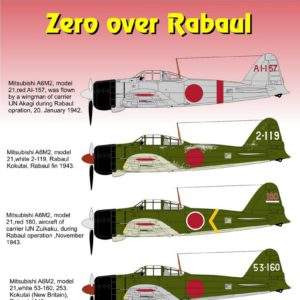 Zero over Rabaul Part 2