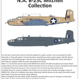 B-25 C Mitchell Collection