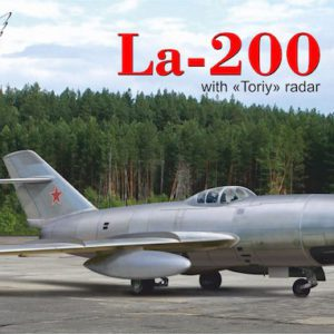 "La-200 with ""Thorium"" Radar"