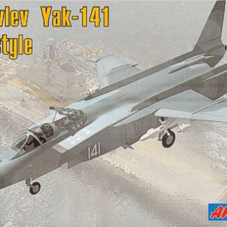 "Yak-141 ""Freestyle"""