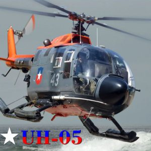 MBB UH-05 (Chilean Air Force)