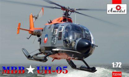 MBB UH-05 (Chilean Air Force)