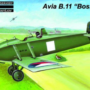 Avia B.11