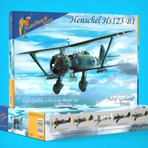 Henschel Hs-123B-1