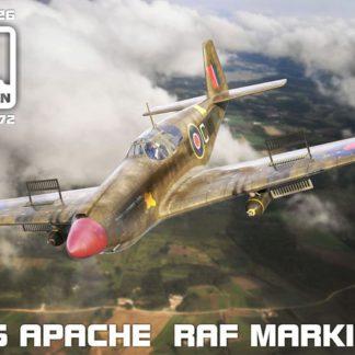 A-36 Apache RAF