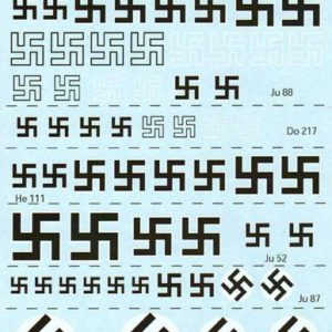 1/48 Swastikas for bombers