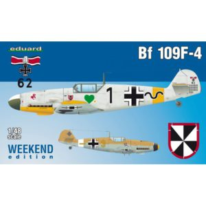 1/48 Bf-109 F-4 Weekend
