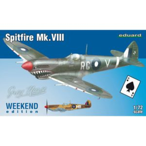 1/72 Spitfire Mk. VIII Weekend