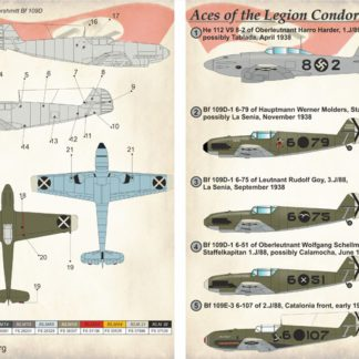 1/48 Aces of the Legion Condor Part 3
