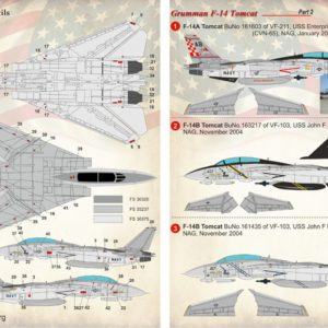 1/72 F-14 A Tomcat Part 2