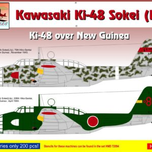 1/72 Ki-48 over New Guinea Part 2