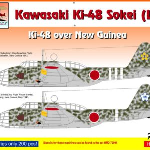 1/72 Ki-48 over New Guinea Part 4