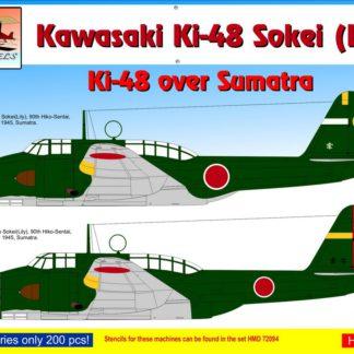 1/72 Ki-48 over Sumatra Part 1