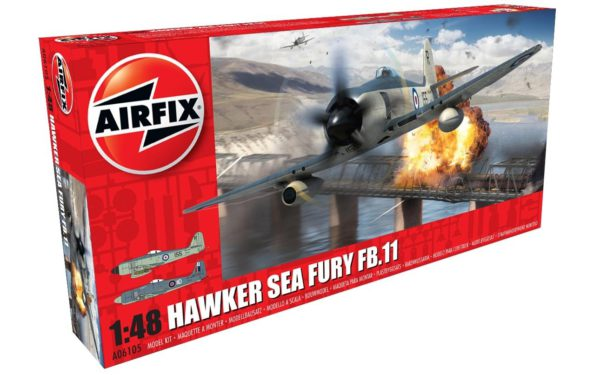 1/48 Hawker Sea Fury FB.11