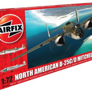 1/72 North-American B-25C/D Mitchell