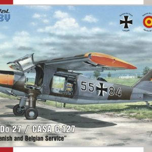 Dornier Do-27 German, Spanish and Belgian Service