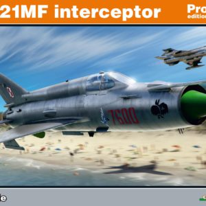 1/72 MiG-21 MF Profipack Edition