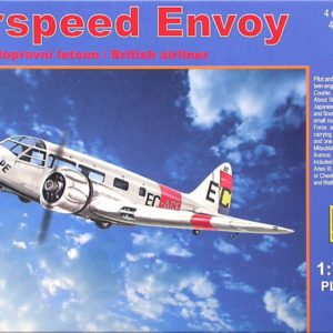 1/72 Airspeed Envoy Cheetah Engine