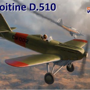 1/48 Dewoitine D.510 Spanish Civil War