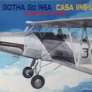 1/72 Gotha Go 145 A Spanish Air Force