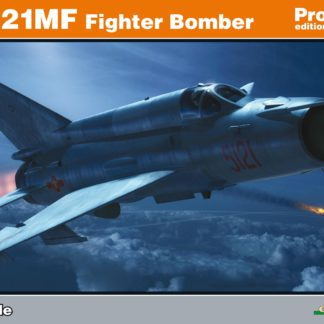 1/72 MiG-21 MF Fighter bomber Profipack Edition