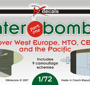 1/72 Fighter-bpmbers over W. Europe, MTO, CBI and the Pacific