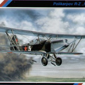 "1/72 Polikarpov R-Z ""Red Army"""