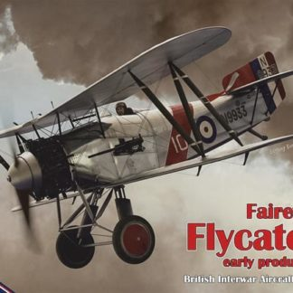"1/48 Fairey ""Flycatcher"" early, w/ Jaguar-III engine"