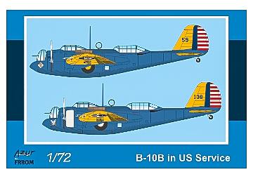 1/72 B-10B in US Service