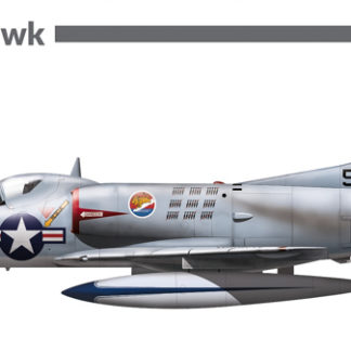 1/72 A-4B Skyhawk. Vietnam 1966-68