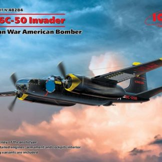 1/48 B-26 C-50 Invader Korean War American Bomber